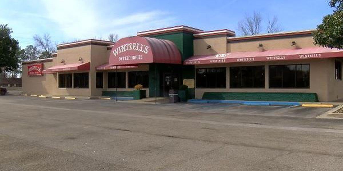 Wintzell's Oyster House closes Huntsville restaurant