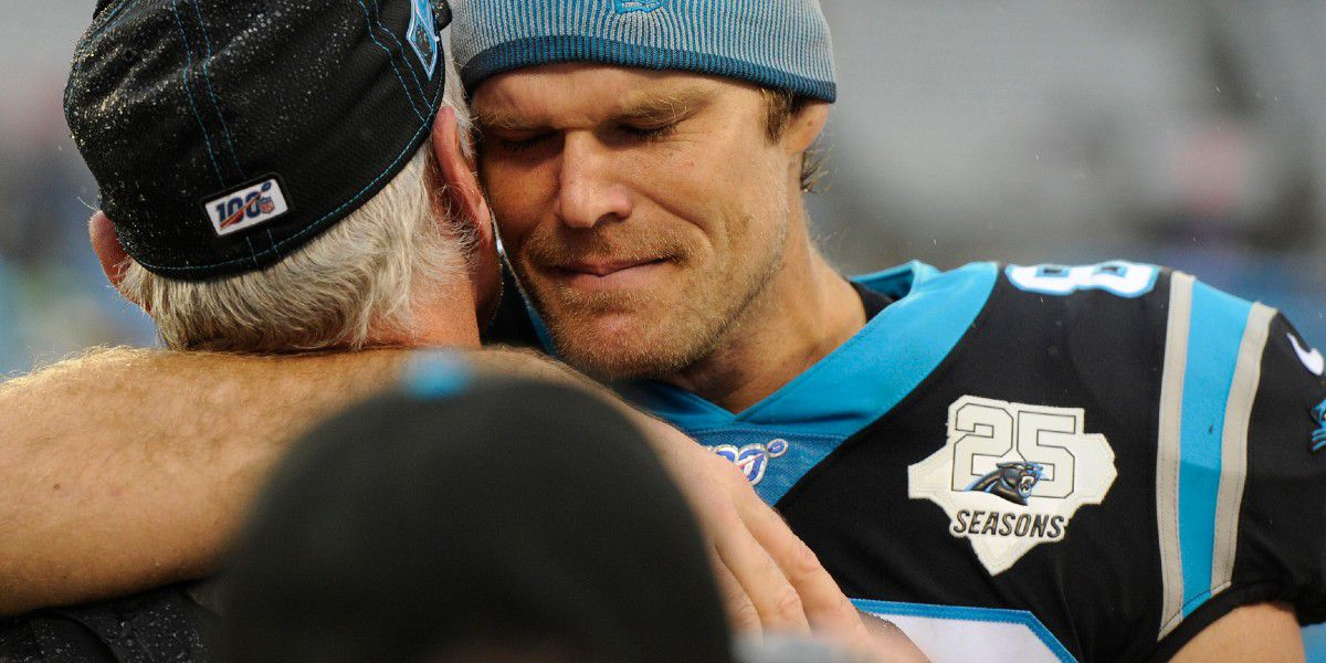 Former Panther Greg Olsen says donor match found for son to receive heart transplant: 'A huge step'