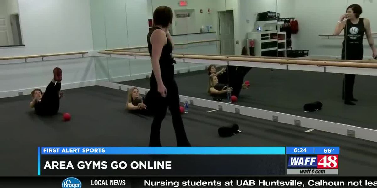 Pure Barre Huntsville live-streaming classes during pandemic