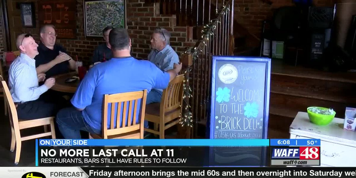 Bars, restaurants can serve alcohol after 11, still under Safer at Home order