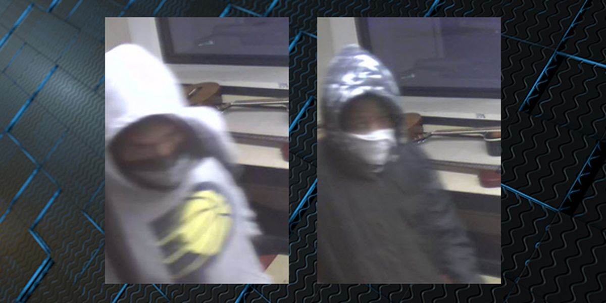 Crime Stoppers: Bat-wielding pawn shop burglars still sought
