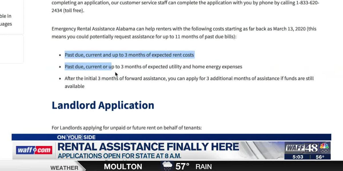 Rental assistance available after nearly a year of pandemic, here's what you need to know to apply