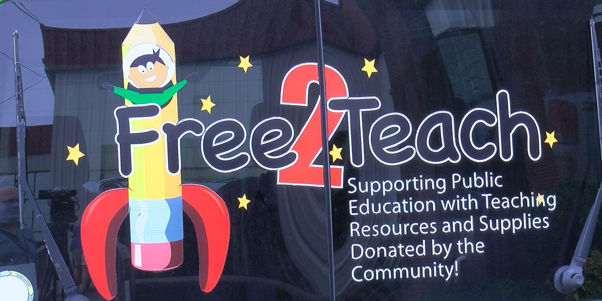 Free 2 Teach sees increase in demand as more return to class
