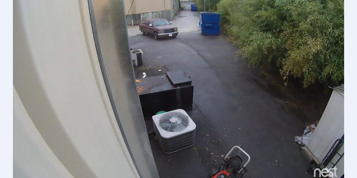 Crime Stoppers: Trailer theft caught on camera