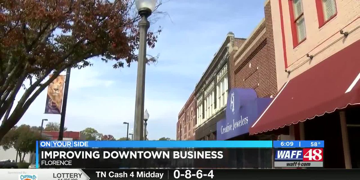 Downtown Florence Alliance raising money for new Christmas lights