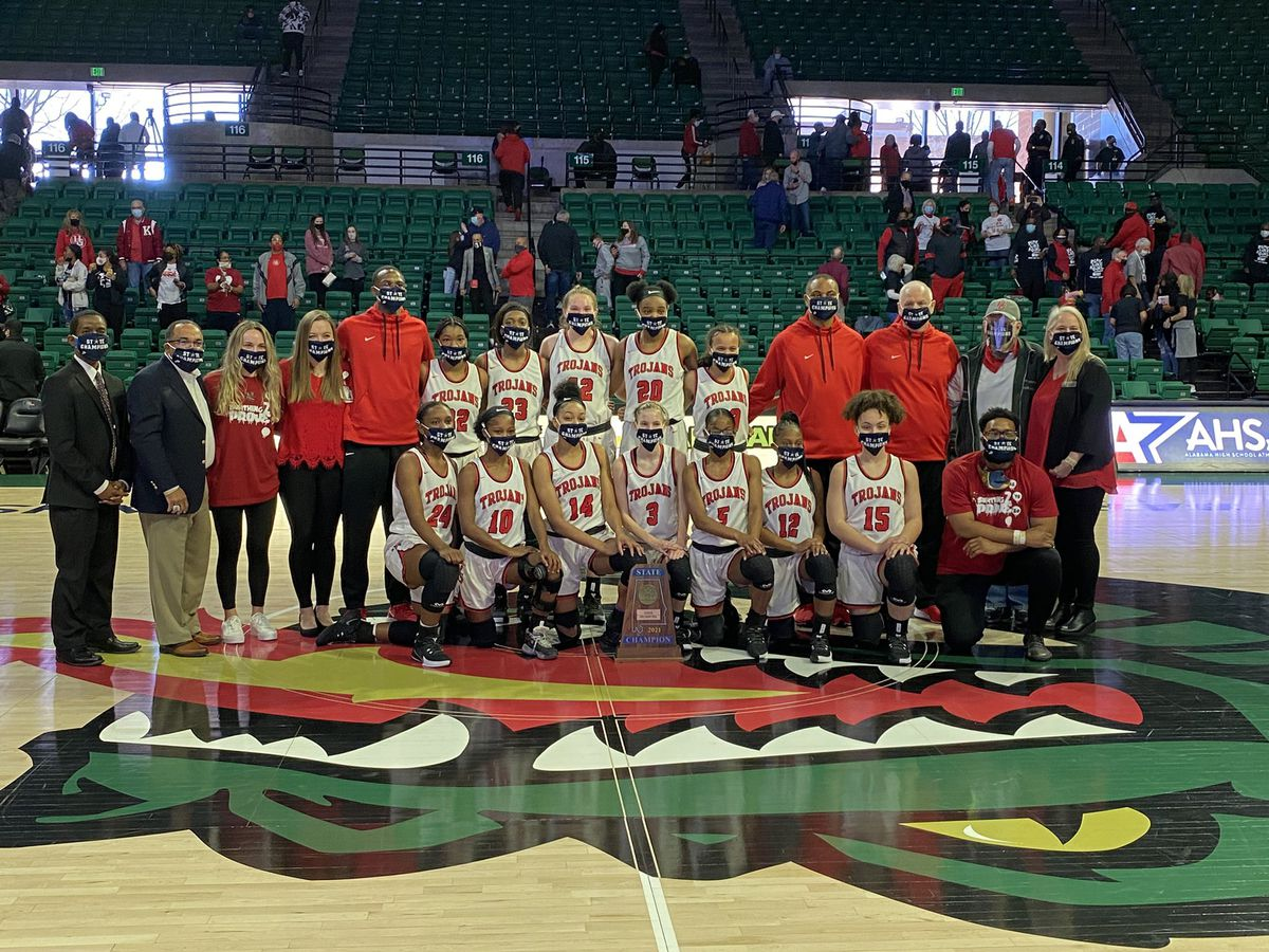 State Champs: Hazel Green takes title in Class 6A Girls' Final