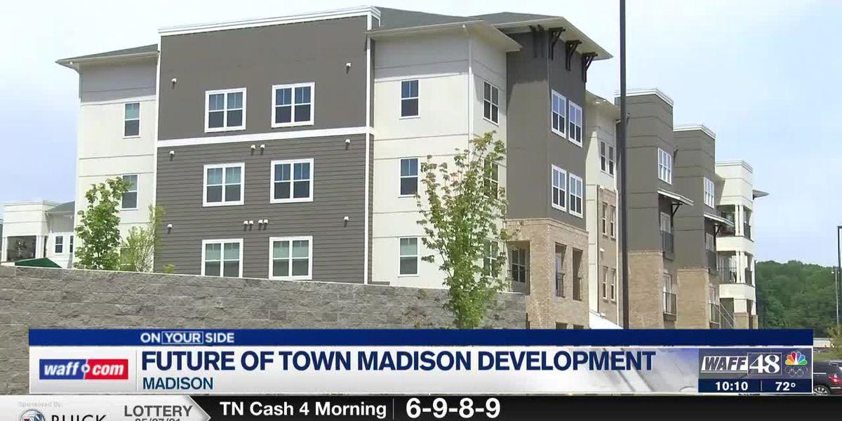 Future development of Town Madison