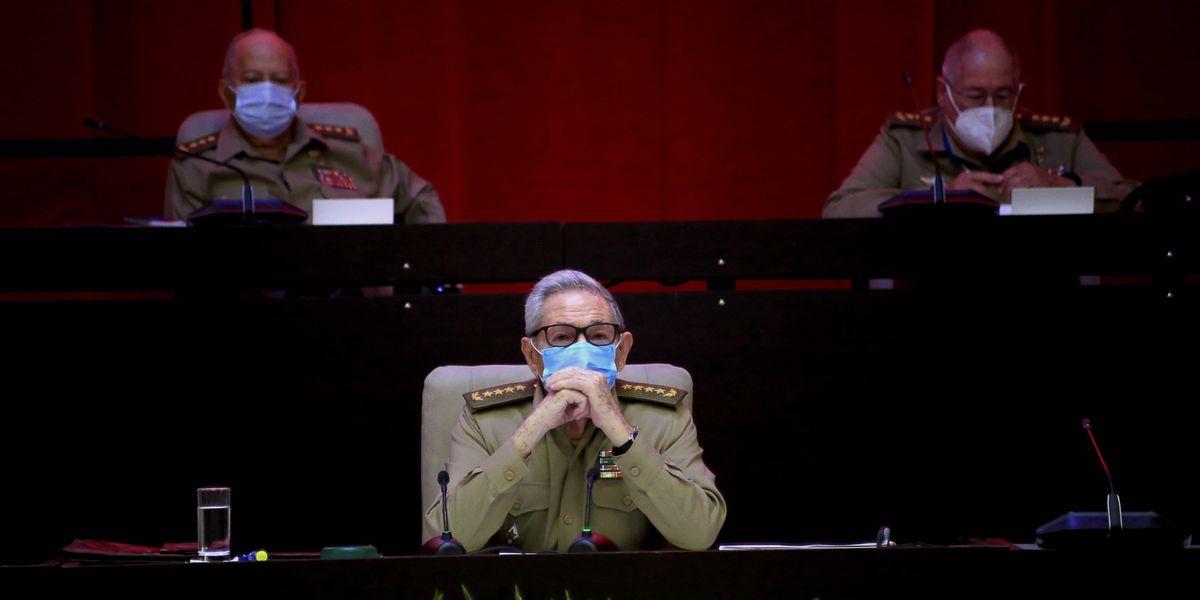 Raul Castro confirms he's resigning, ending long era in Cuba