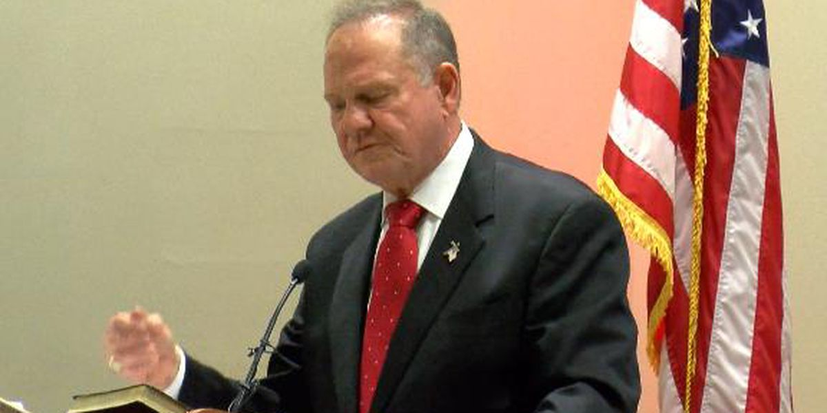 New accuser gives emotional account of Roy Moore alleged sexual assault