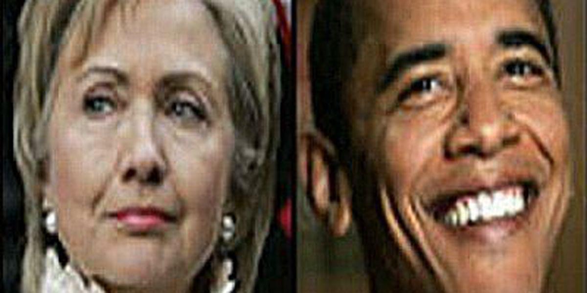 Clinton, Obama debate in Ohio