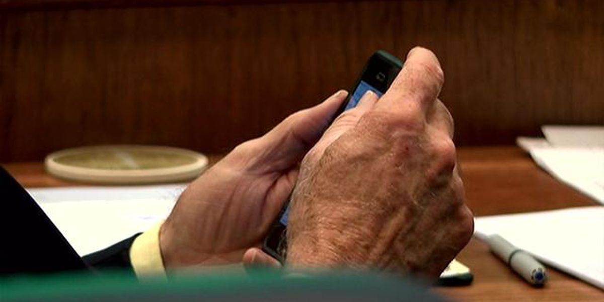 State warns about hackers stealing data from personal phones