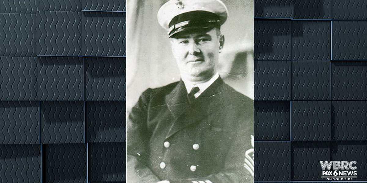 Alabama sailor killed in WWII identified through DNA