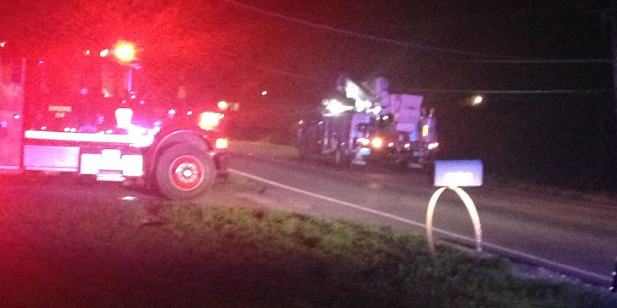 FIRST ALERT: 1 killed in crash near Pulaski Pike