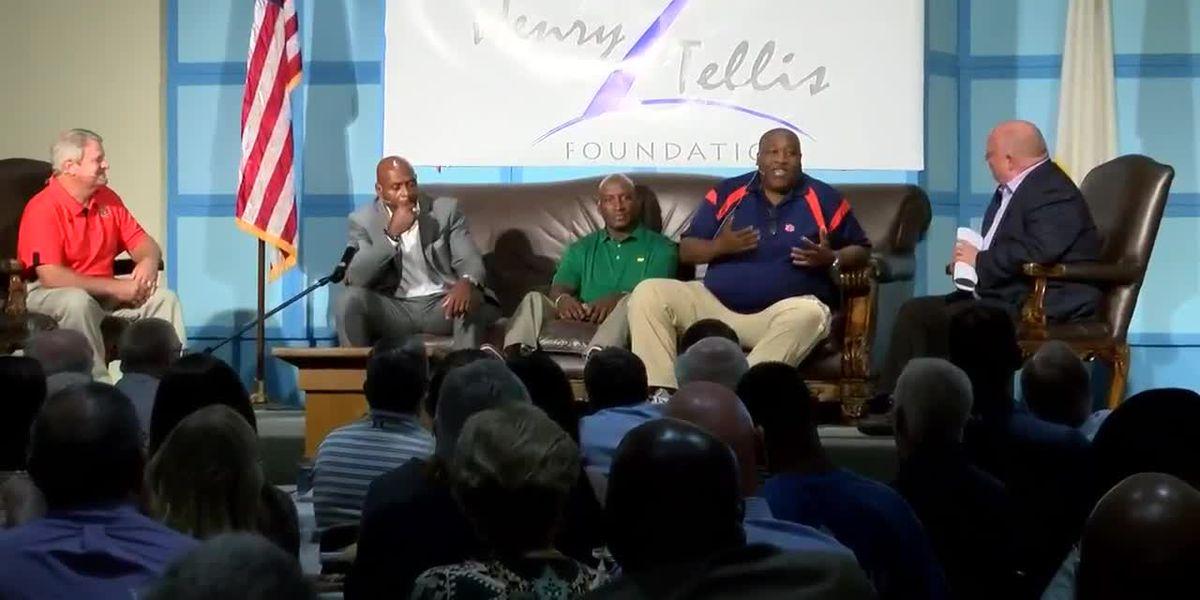 4 Auburn football legends reunited for good cause