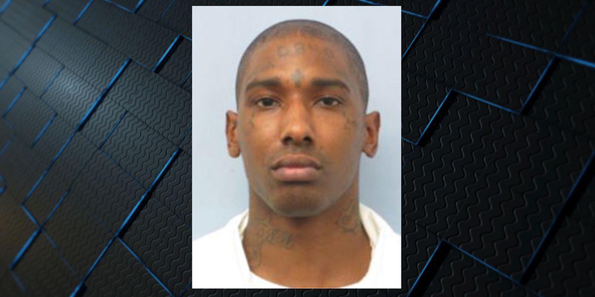 Escaped work release inmate recaptured in Albertville