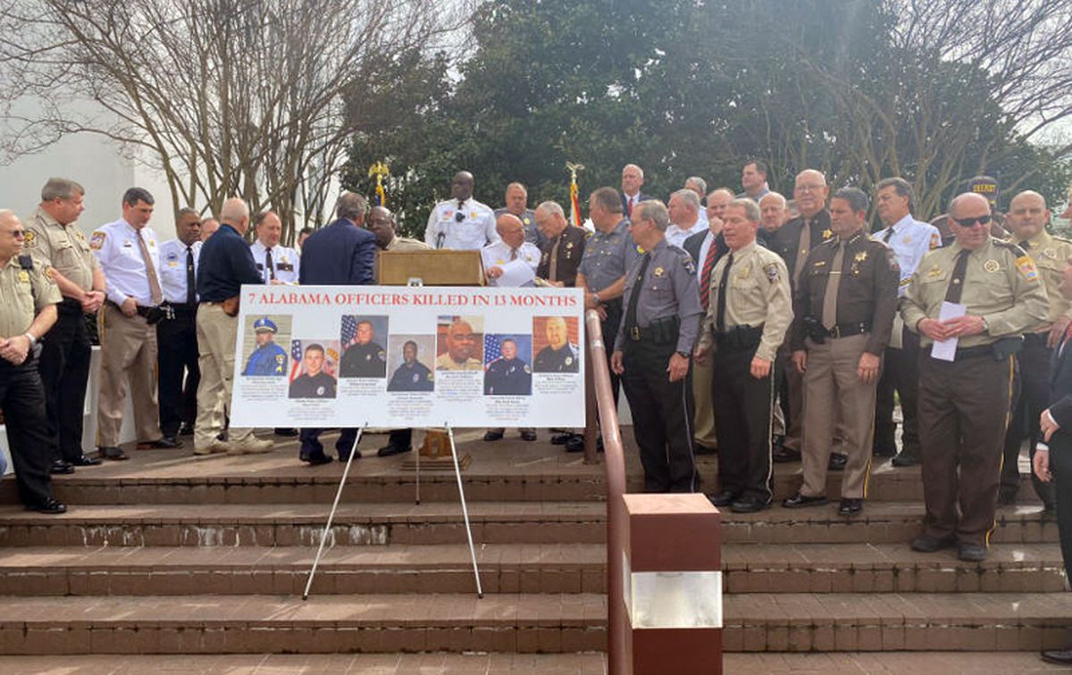 Sheriff's association pushes for AROWS system to protect officers