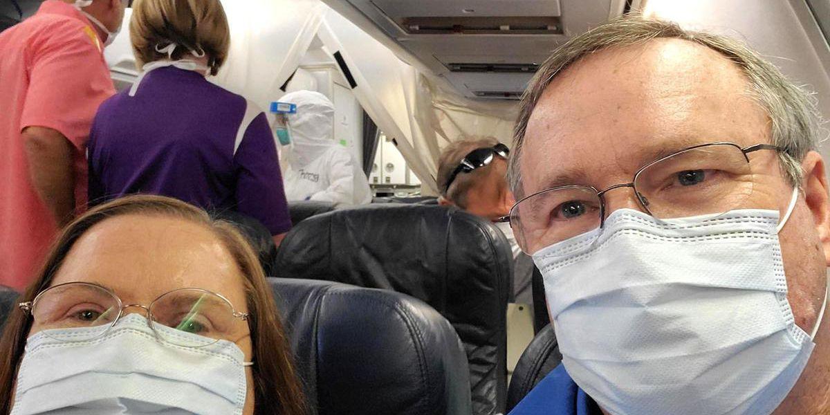 Cullman couple discusses corona quarantine aboard Grand Princess cruise ship