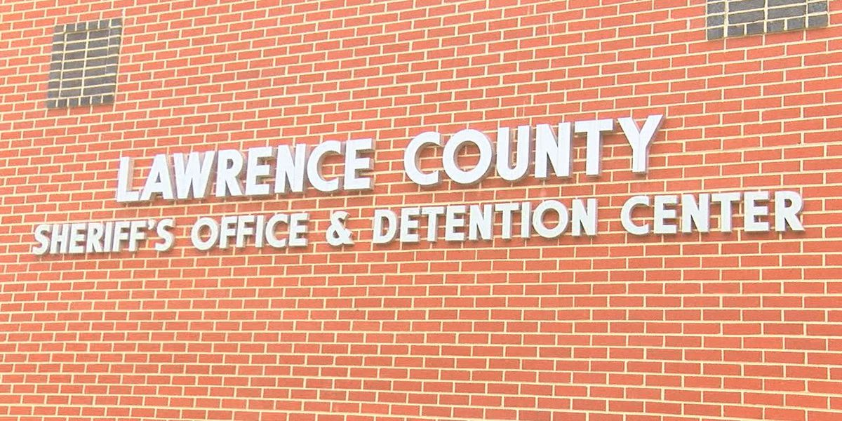 Lawrence County Sheriff's Office releases stats for 2019