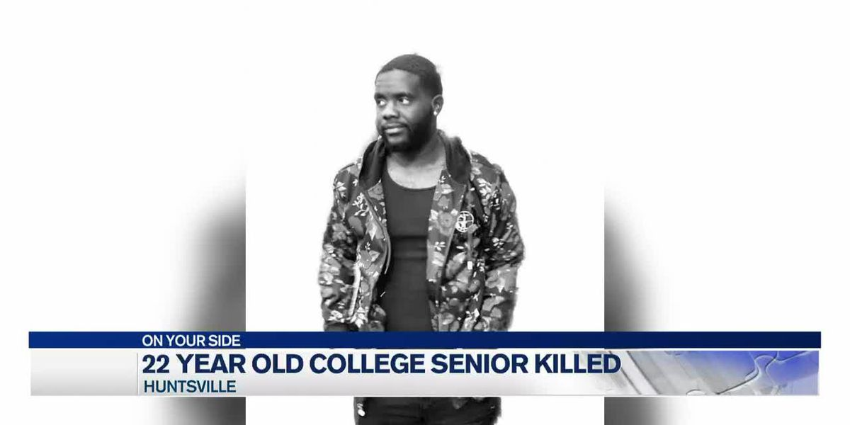 A 22- year-old senior at Alabama A&M was killed on January 18