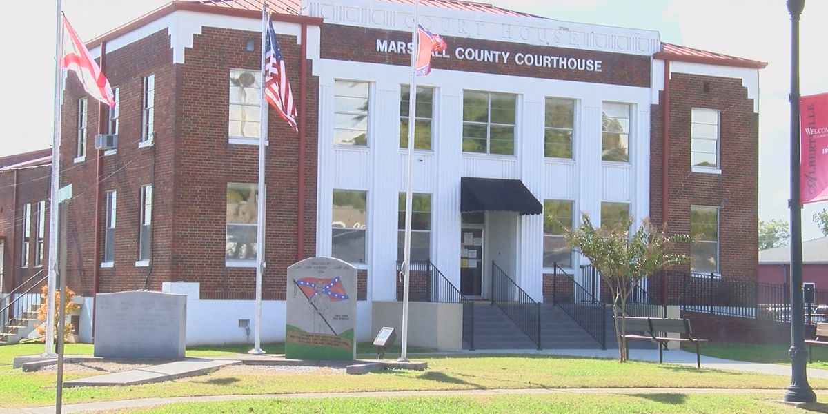 Two local pastors, activist group ask Albertville City leaders to remove confederate monument and flag