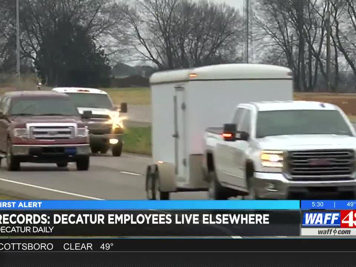 Records: Most Decatur employees don't live within the city