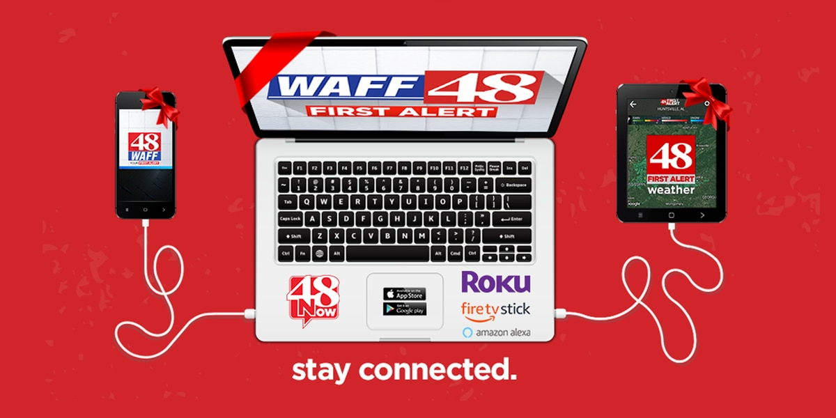 How the WAFF 48 Digital Team informs & interacts using Social Media