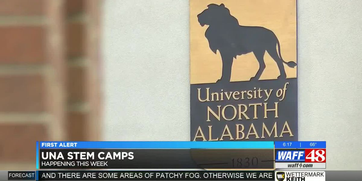UNA STEM Camps to teach, inspire students in June