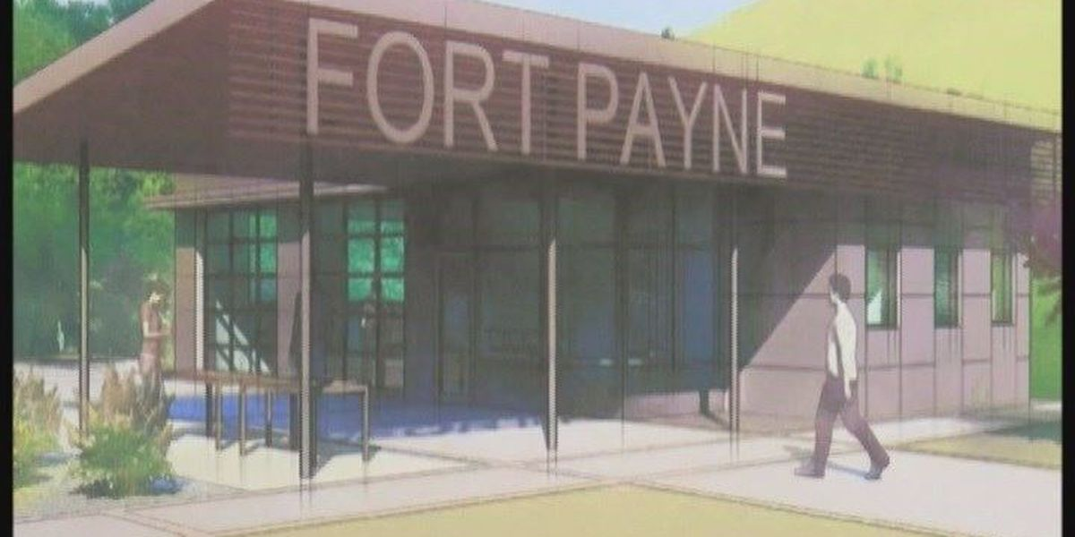 Fort Payne scraps plans for new welcome center