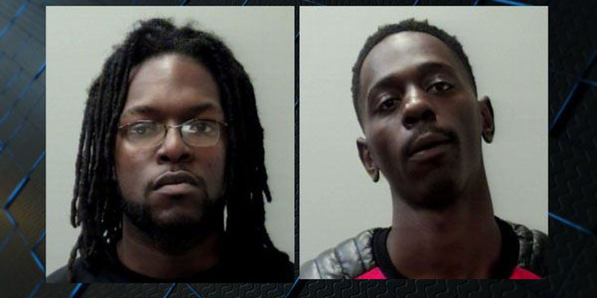 2 charged in west Huntsville gas station robbery