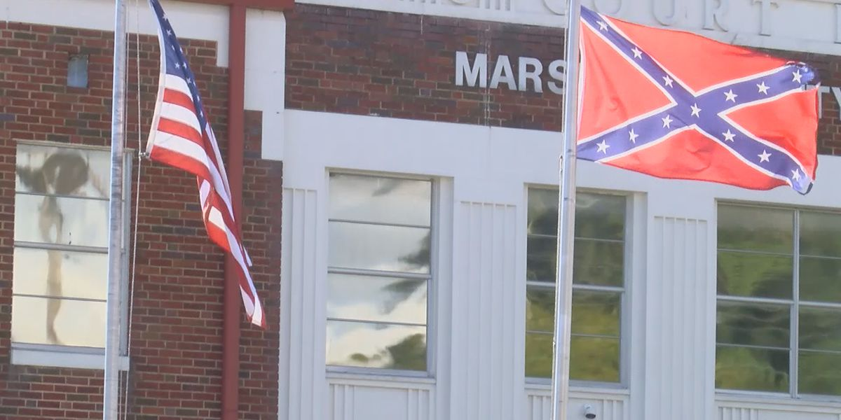 Monday is Confederate Memorial Day, and people are divided