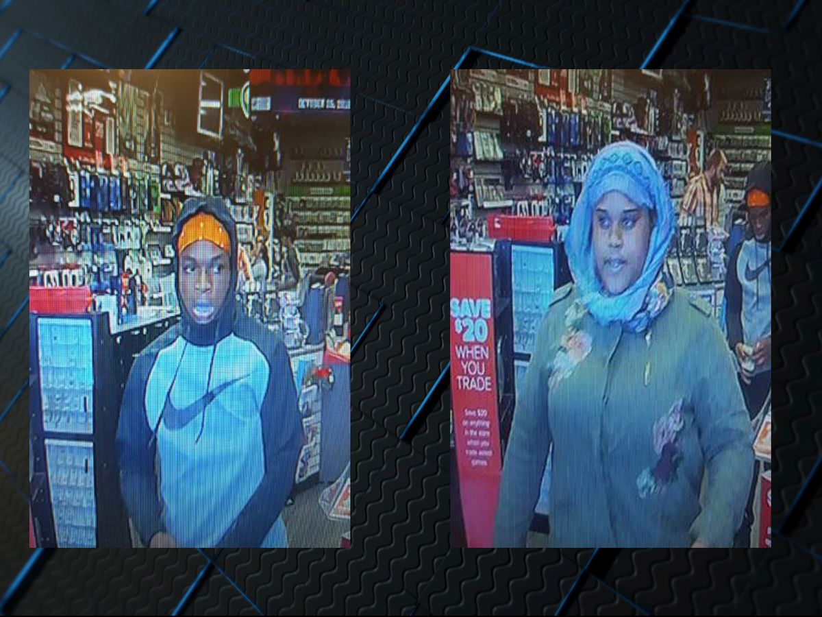 Huntsville police asking for help locating Game Stop theft suspects