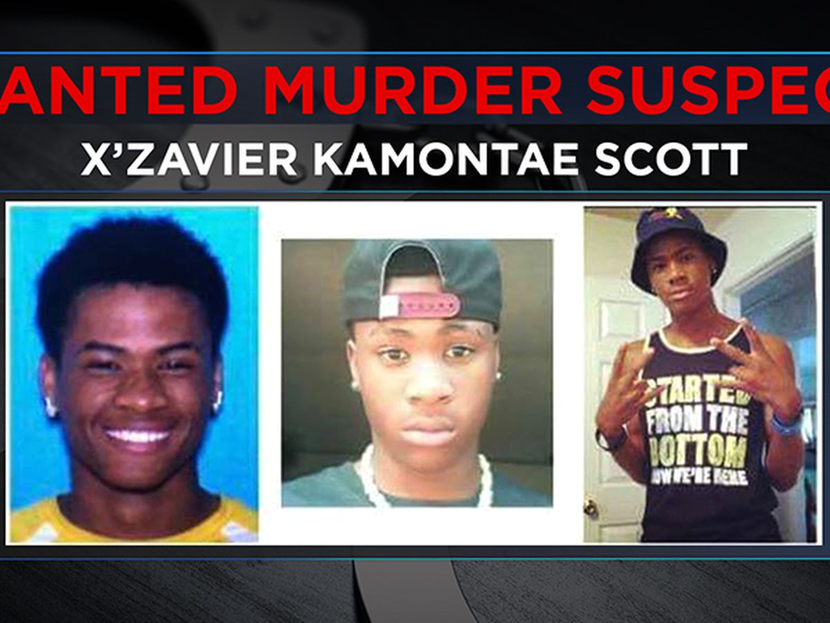 Huntsville murder suspect spotted in south Alabama