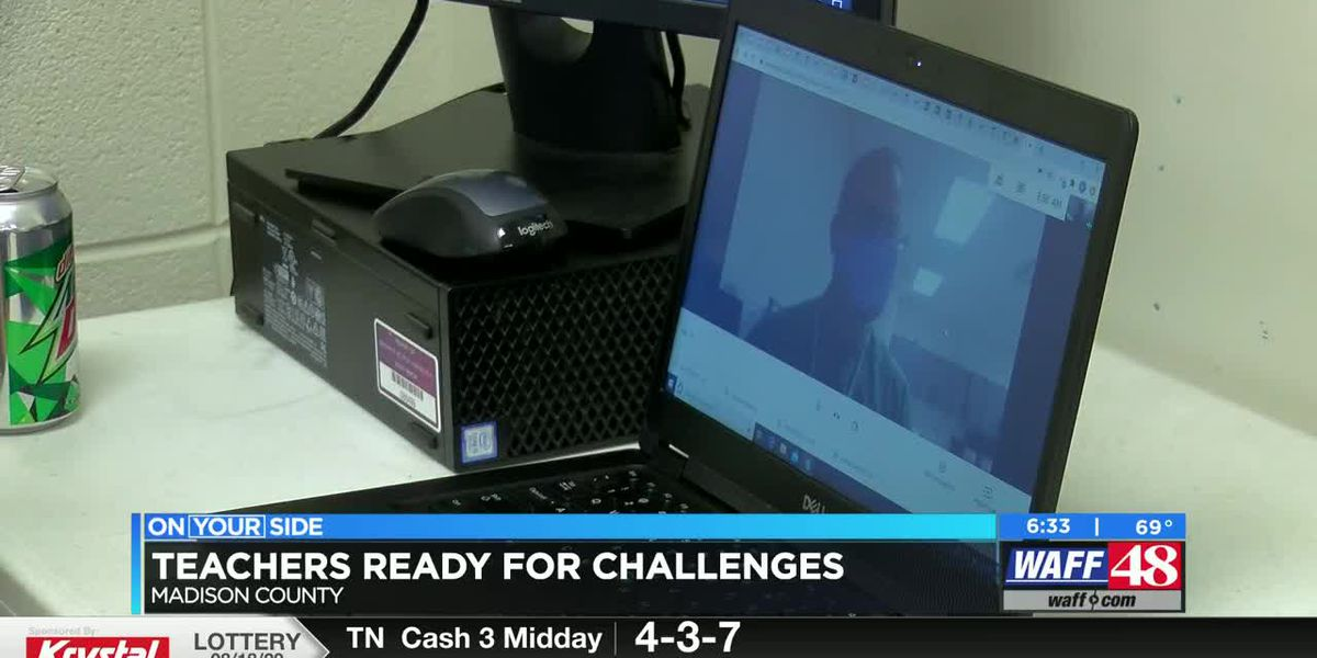 Madison County Schools administrators asking for patience as school year begins online