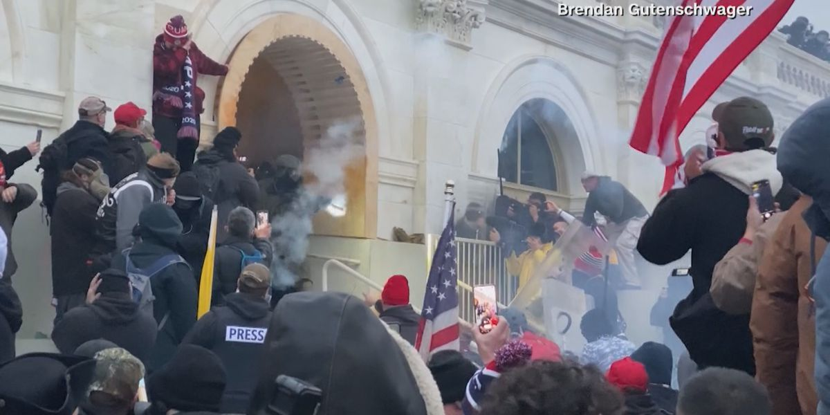 Former U.S. Attorney: Nothing patriotic about riots in DC