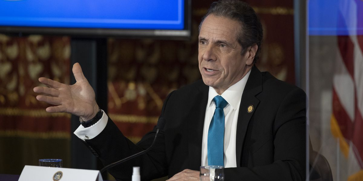 Cuomo says he's 'embarrassed' by sexual harassment allegations, but intends to stay in office