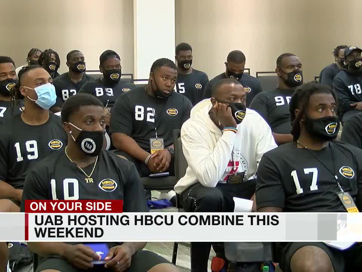 UAB hosts HBCU football combine
