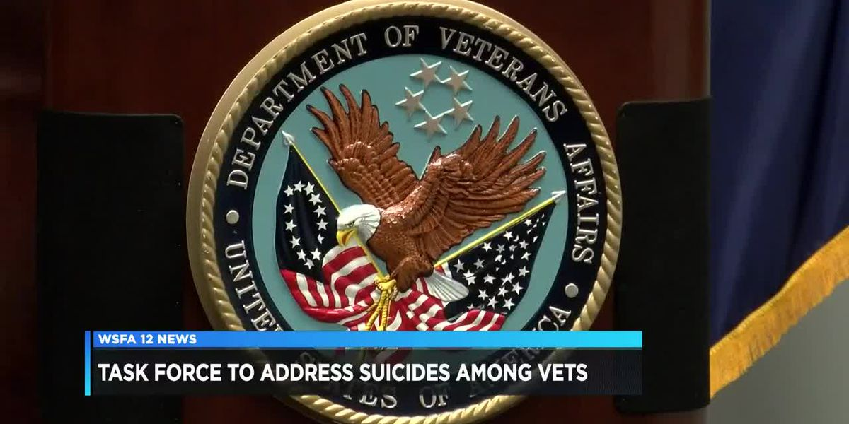 Ala. working to address veteran suicides